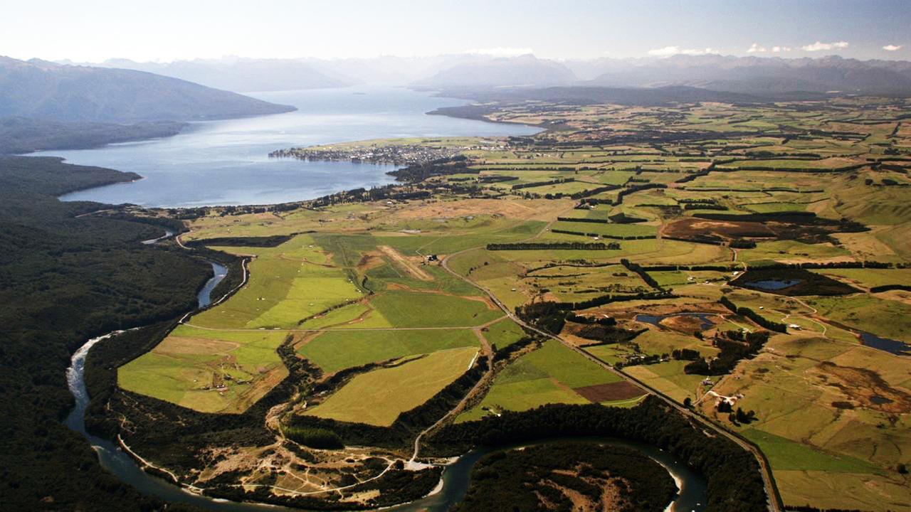 Neuseeland Von Oben Mediathek