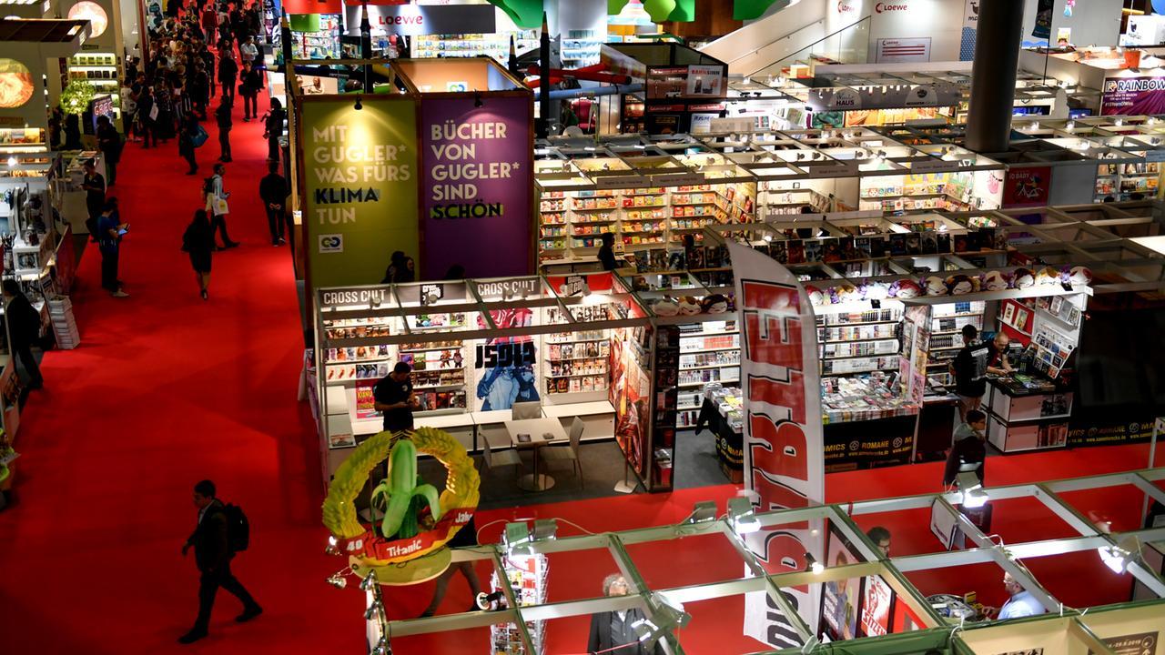 öffnungszeiten Buchmesse Frankfurt 2021