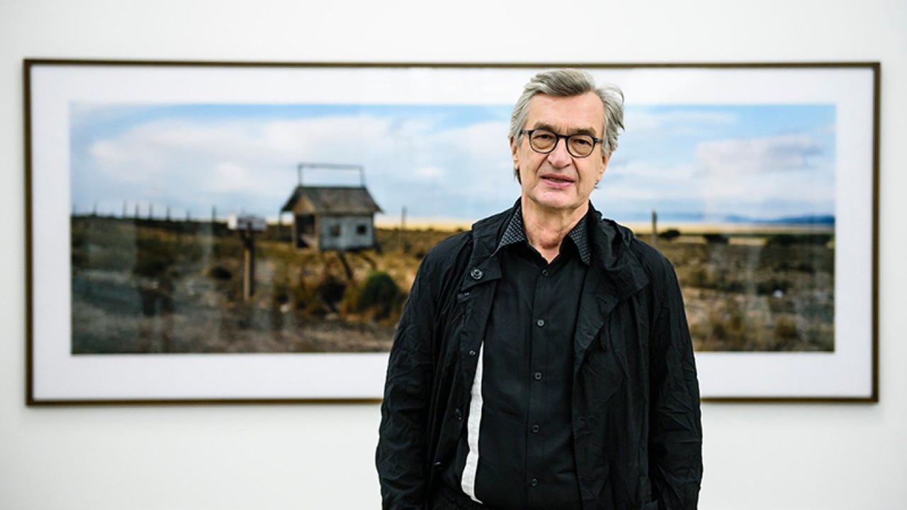 Wim Wenders Mediathek
