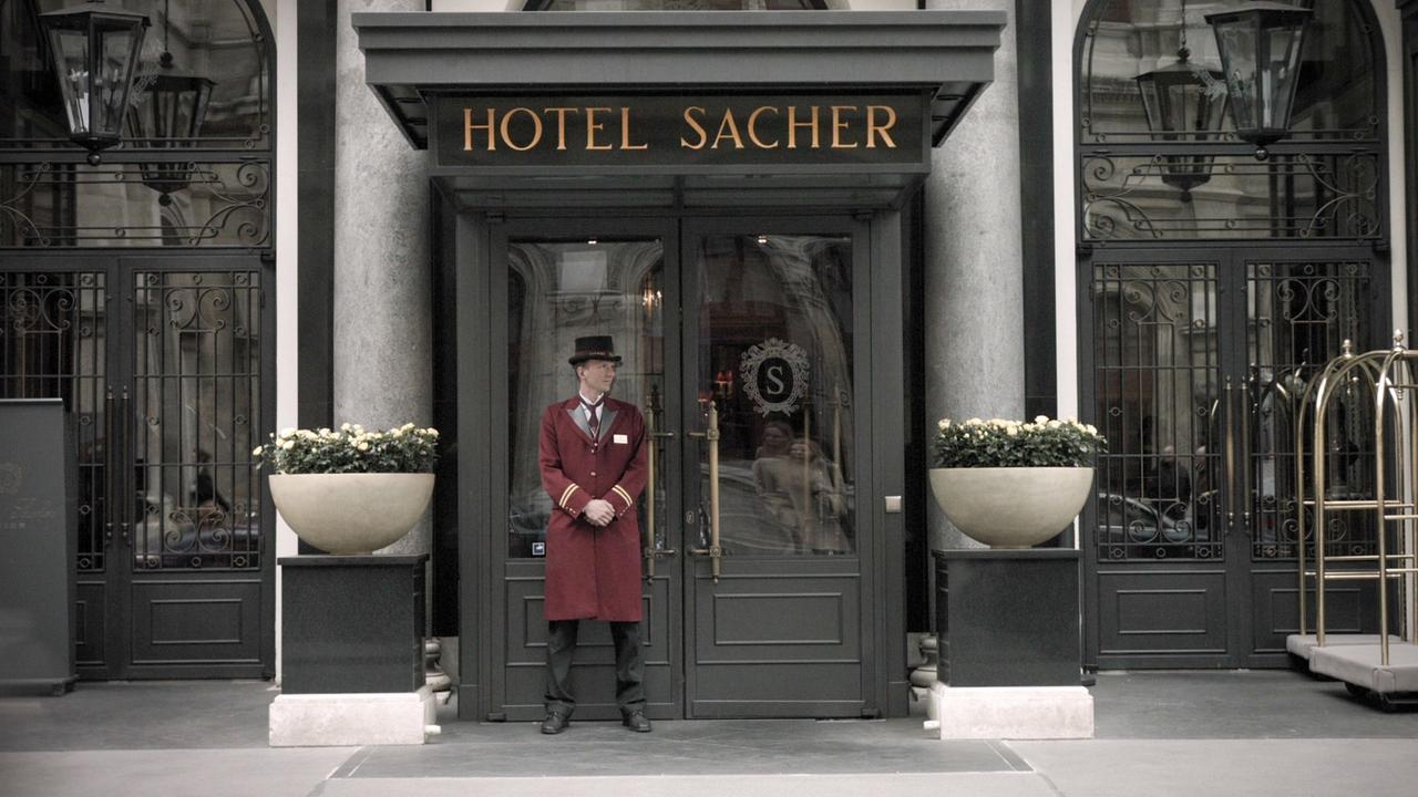 Hotel Sacher Geschichte