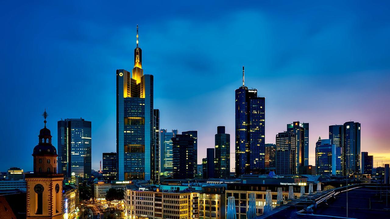 Wie Komme Ich Nach Frankfurt