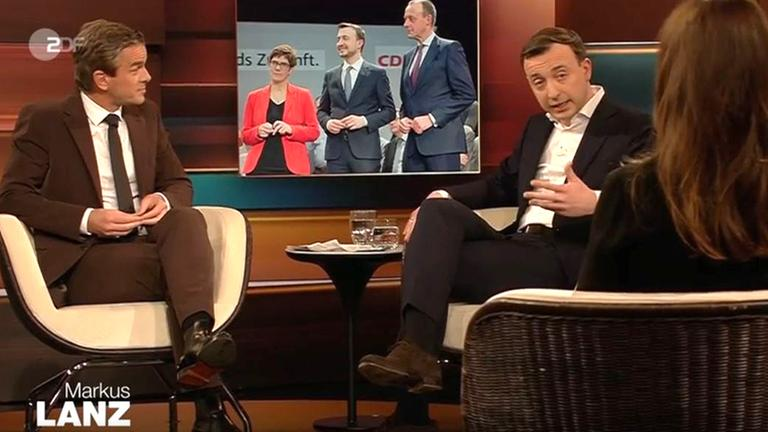markus lanz mediathek 2019