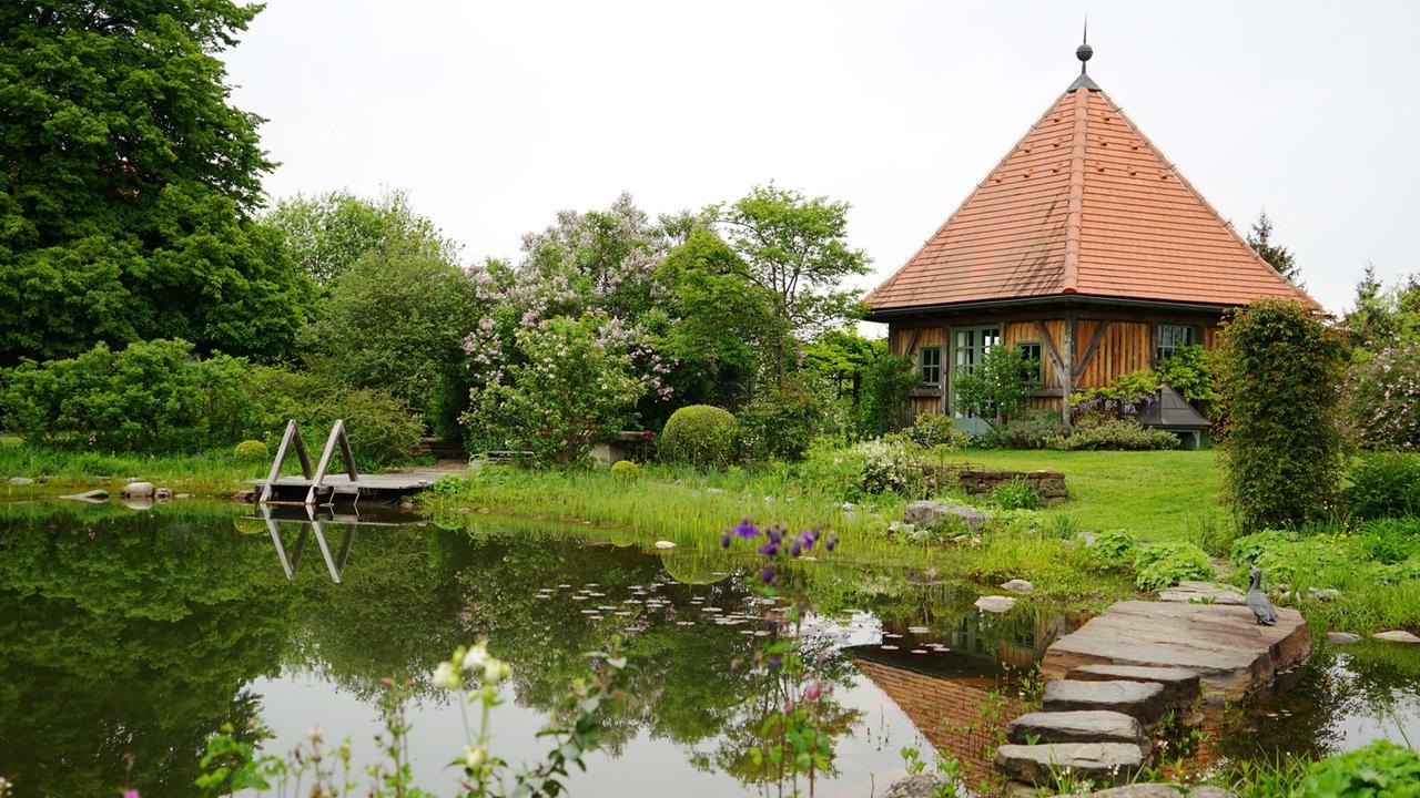 Natur Im Garten Ein Garten In Der Tradition Des Mostviertels
