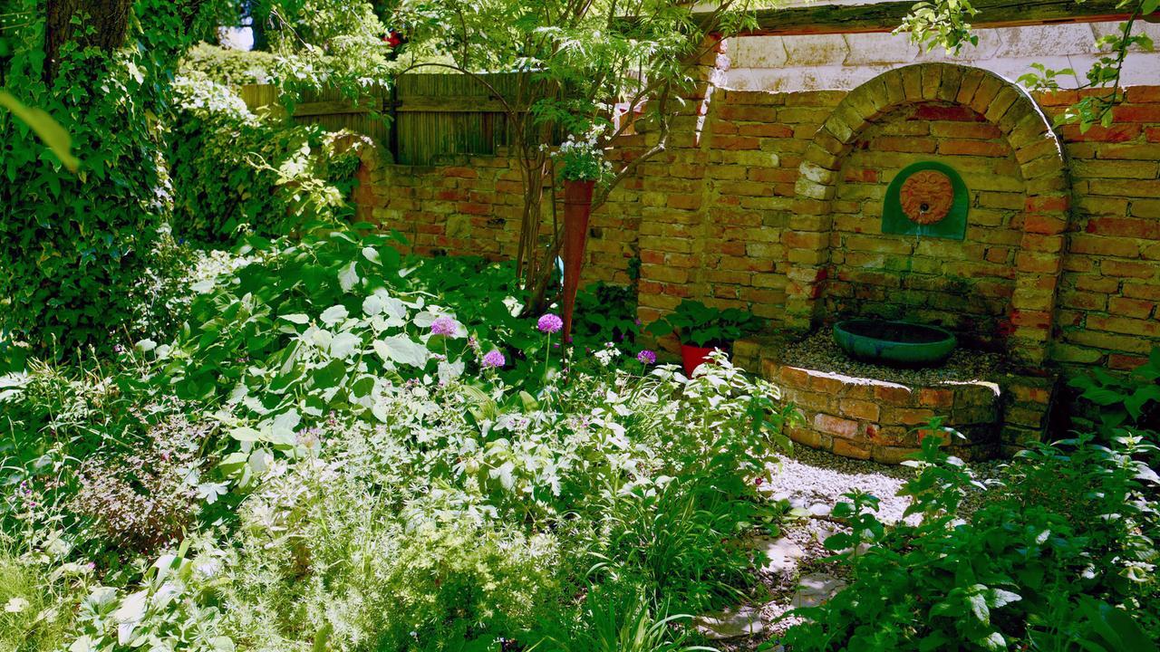 Natur im Garten (1/10) - Garten Tulln - 3sat-Mediathek