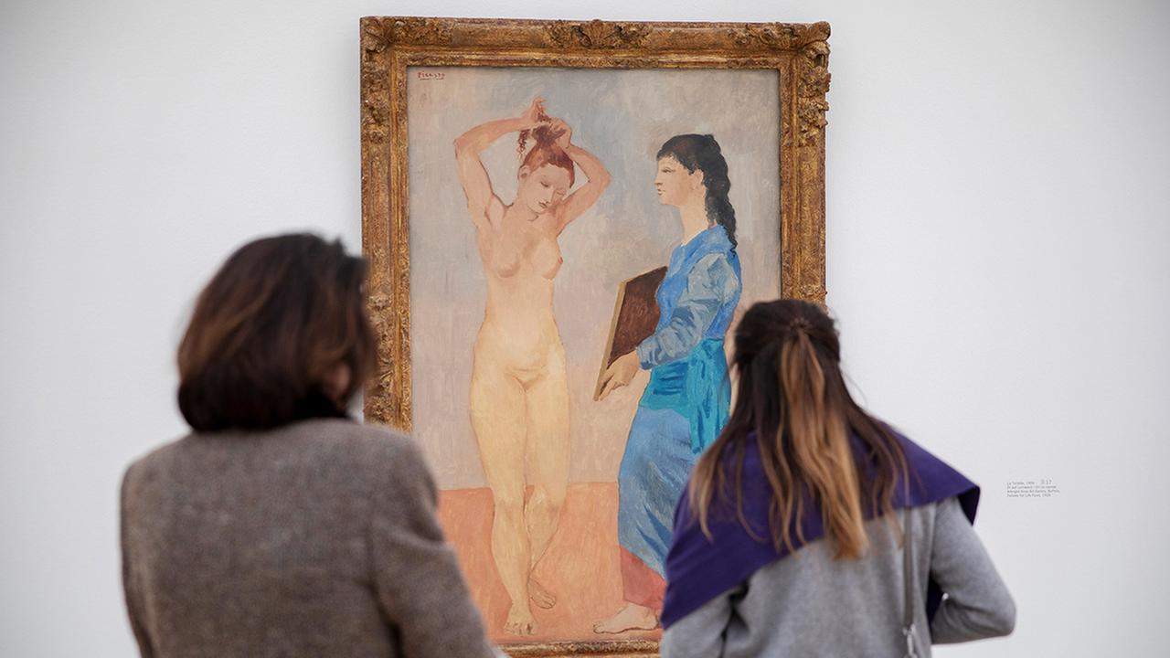 Picasso Ausstellung Köln