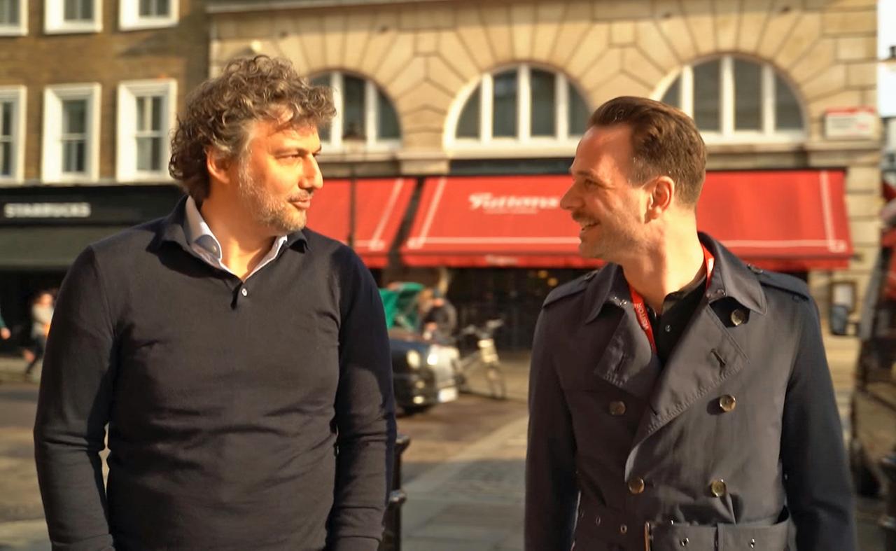 Jonas Kaufmann im Gespräch mit Stefan Braunshausen