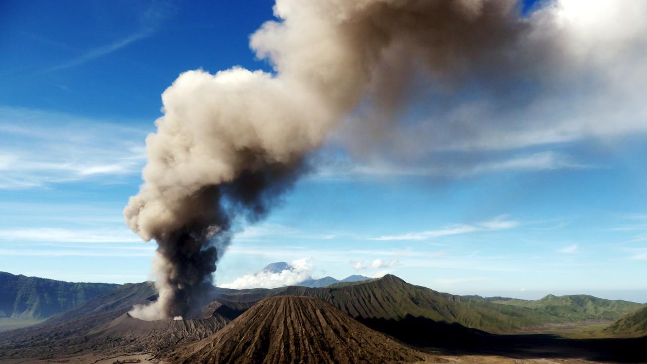 Wilder Planet: Vulkane - 3sat-Mediathek